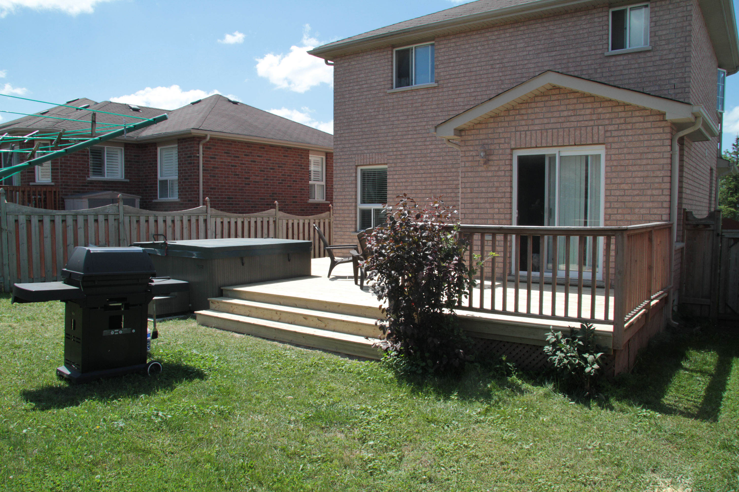deck building barrie the anderson u0027s decksimcoe carpentry 705 716