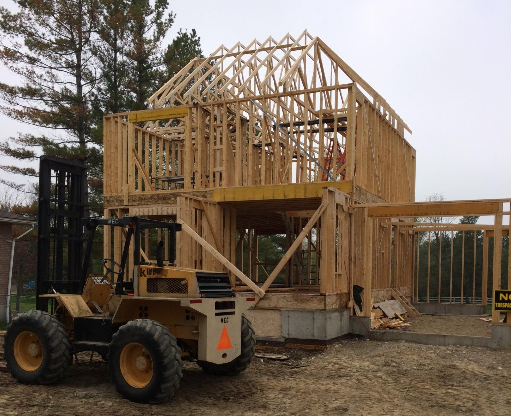 new home framing Cookstown