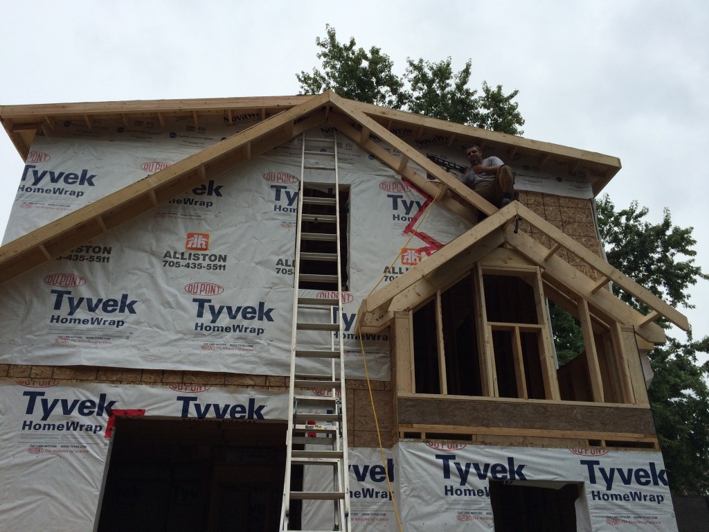 two story addition Cookstown